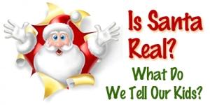 Is santa real