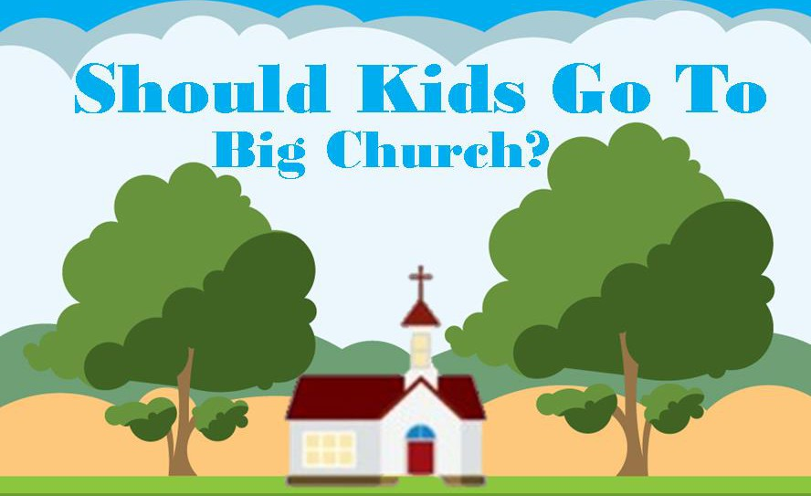should kids go to church