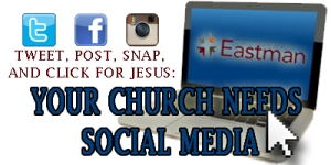 your church needs social media