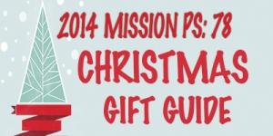 2014 Christmas Gift Guide