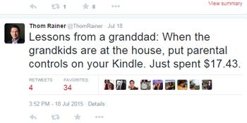 Tom Rhainer Quote