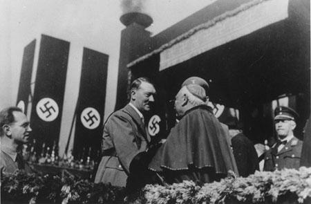 hitler and cardinal