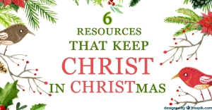 6 Resources Christmas 2016