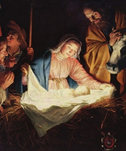CHrist in Christmas BLog