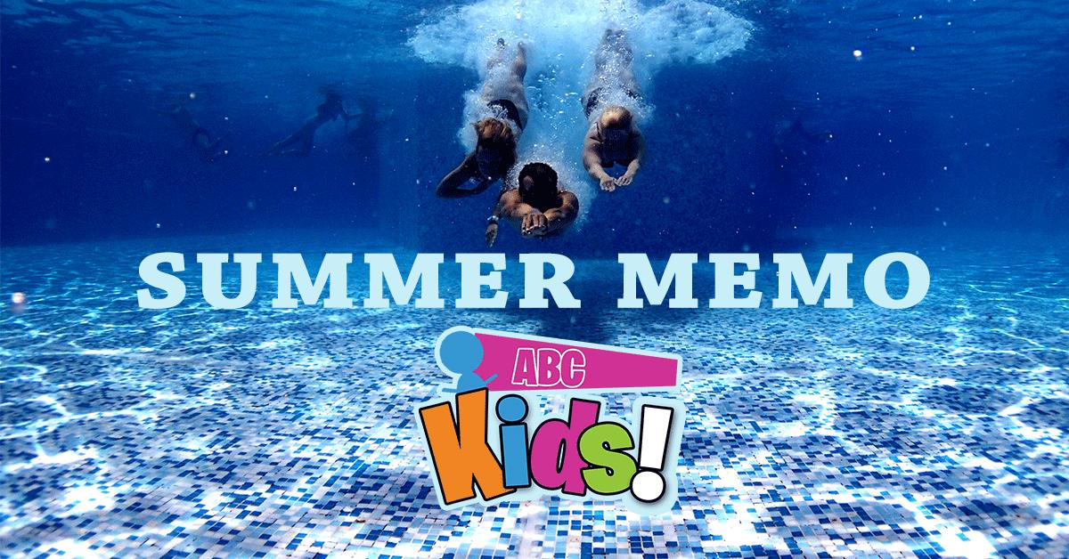 summer-memo